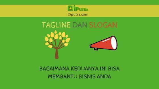tagline dan slogan